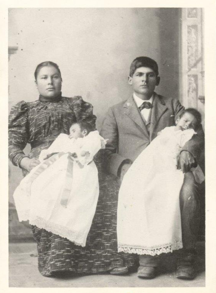 Epifania Rivera and Francisco Gonzalez